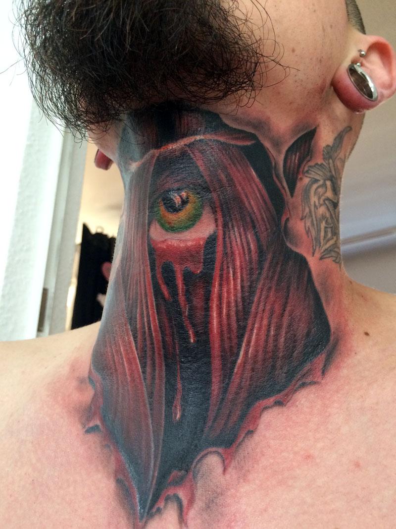 Bodypain | Stefan Krayer - Tattoo Studio Freiburg